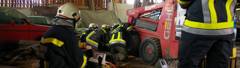 Feuerwehr Haiming